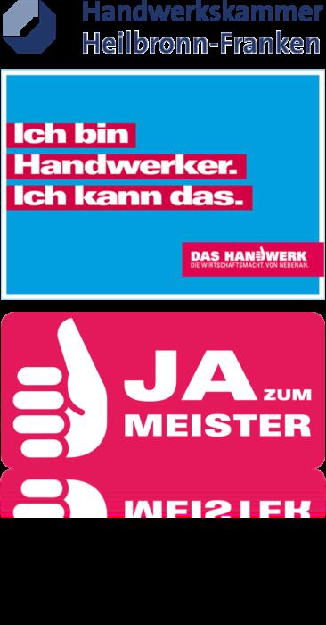 Metallbau Neb Heilbronn Logos Handwerk