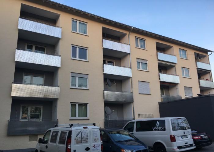 Metallbau Neb Balkon Sanierung aus alt mach neu 1